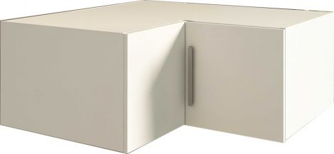 Upper unit Corner wardrobe