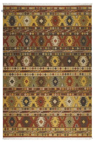 Teppich Kilim Sivas 2 300x200 traditionell gewebt - Multicolor