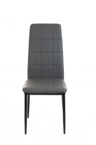 Satz von 4 Stühlen George - schwarz