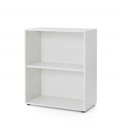 Regal Maxi-office breit - weiß