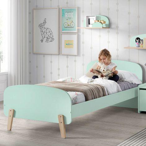 Kinderbett Kiddy - mintgrün
