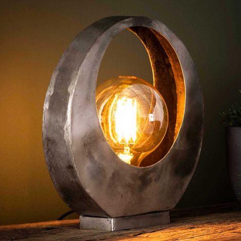 Tischlampe Vollmond