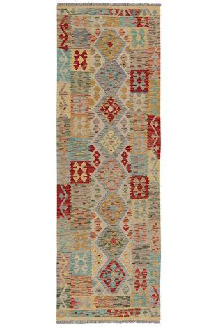 Teppich Afghanisch Traditionell 240x170 Mehrfarbig