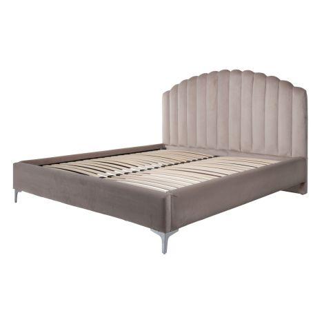 Doppelbett Belmond 180x200 - khaki