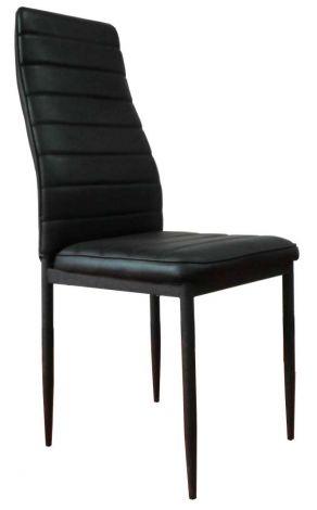 Satz von 6 Stühlen Leo
