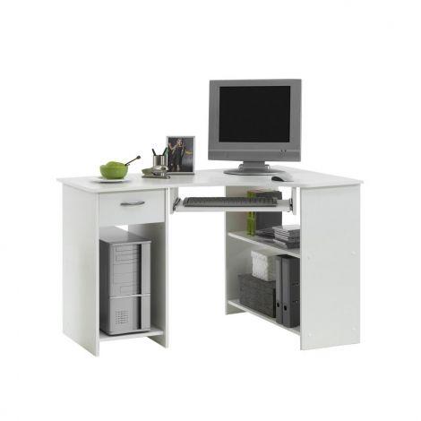 Computertisch Felix - weiß