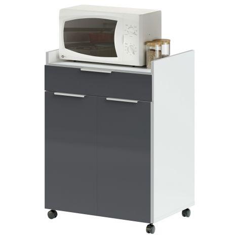 Küchenschrank Urbain - grau