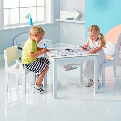 Kindertisch mit Stühlen Star